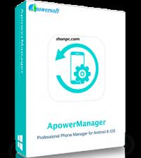 ApowerManager 3.2.9.1 Crack + Activation Key {Latest} 2021