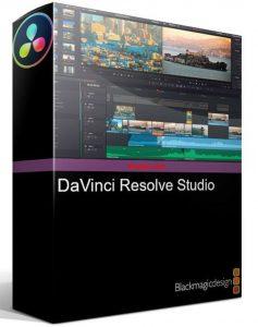 DaVinci Resolve Studio 17.3.2.0008 Crack + Activation Key {Win/Mac}
