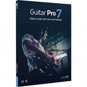 Guitar Pro 7.5.5 Crack + Keygen Free Download {Win/Mac} 2021