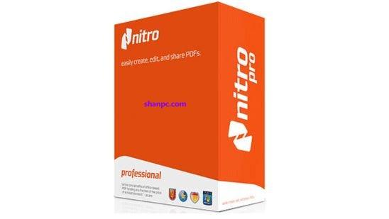 Nitro Pro 13.45.0.917 Crack + Serial Key 2021 Download (Update)