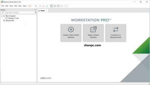 VMware Workstation Pro 16.1.2 Crack + License key 2021 [Latest version]