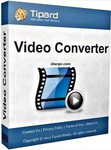 Tipard Video Converter Ultimate 10.3.6 Crack Free Download [2021]