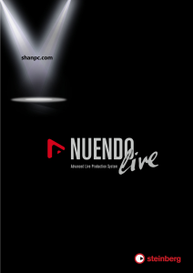 Steinberg Nuendo 11.0 Crack With Serial Key Full Version ( 2021 )