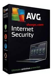 AVG Internet Security 21.8.3205 Crack + License key 2021 ( Free Activation )