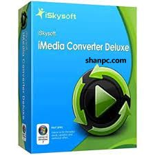 iSkysoft iMedia Converter Deluxe 11.7.4.1 Crack + Serial Key [2021]