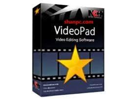 VideoPad Video Editor 10.52 Crack Keygen + Registration Code [2021]