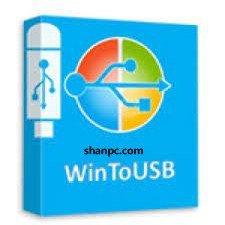 WinToUSB Enterprise 6.0 Crack & Keygen Full Download 2021