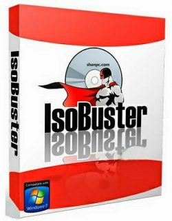IsoBuster Pro 4.7 Crack With Keygen Free Download 2021 [Latest]