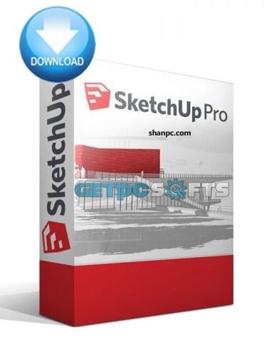 SketchUp Pro 2021 Crack + License Key Full Free Download [Win/Mac]