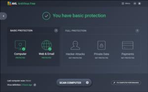 AVG Antivirus 21.8.3199 Crack + Serial Key Download 2021 {Latest}