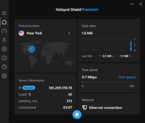 Hotspot Shield VPN 10.21.2 Crack Plus License Key Download 2021