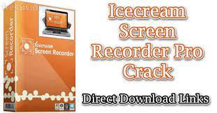 IceCream Screen Recorder Pro 6.27 Crack Full Activation Key 2022 [WIN+MAC]